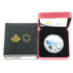 9.9 Fine Silver $20.00 Coin Snowy Owl.