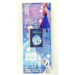 Disney Fine Silver $2.00 Coin 1oz ASW Frozen 'OLAF