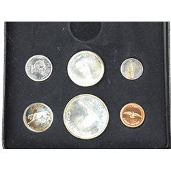 1867-1967 Specimen Mint Silver Coin Set.
