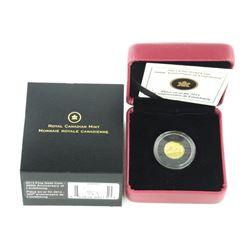 9999 Fine Pure Gold Coin 'Louisbourg'