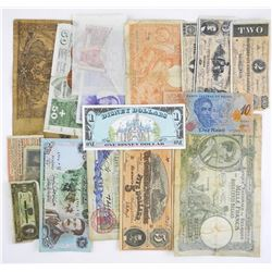 Estate Lot Mixed Paper/Notes.