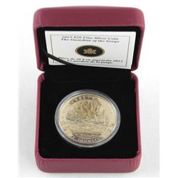 .9999 Fine Silver $20.00 Coin 'Guardian of the Gor