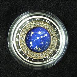 2019 Zodiac Series Case with .9999 Fine Silver Coi