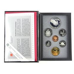 1992 RCM Proof Coin Set