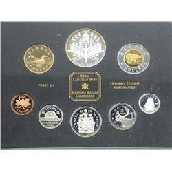RCM 2000 Proof Mint Set Silver.
