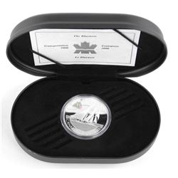 925 Sterling Silver $20.00 Proof Coin The Bluenose