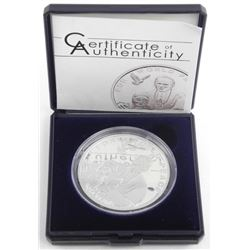 925 Sterling Silver 10 Dollars 2010 - For World Pe
