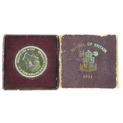 1951 Festival of Britain 5 Shillings