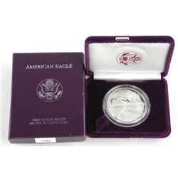 1989 1oz Proof American Eagle Coin