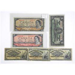 Estate Lot Banknotes