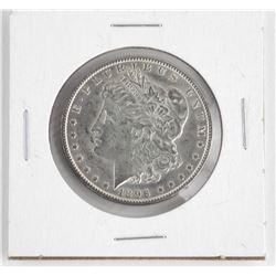 1896 USA Morgan Silver Dollar
