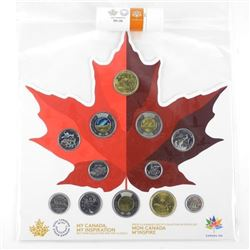 RCM 'MY Canada' 2017 Coin Collection and The Class