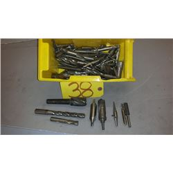 Box with Assorted Tools