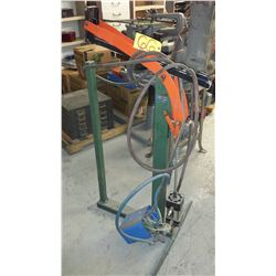 Hydraulic Punch System (Pick Up MTL)