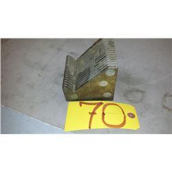 Magnetic Transfer V-Block 45°