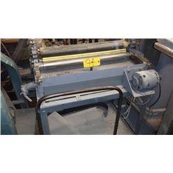Sheet rolling machine (Pick Up MTL)