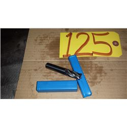 """Solid Carbide End Mill 1/2"""" 4fl."""