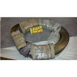 "Brass Roll 2,5"" x .13"