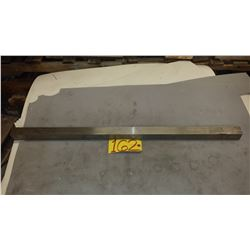 "Steel Square Rod 1""1/2 x 36""1/4"