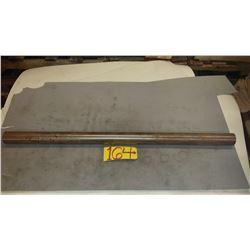 "Steel Rod 2""x 36"""