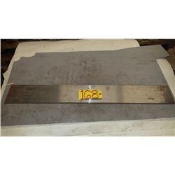 "Steel Plate 5""x 3/8""x 36""3/4"