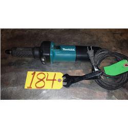 Makita Electric Die Grinder (tested)
