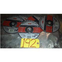 """JET Powerplus Cutting Disc 7"""" x 1/16"""" x 7/8"""""""