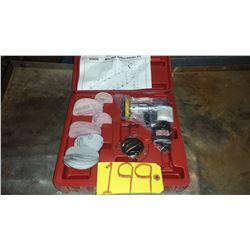 New Eagle Industris Mini Orbital Sander Kit model 6015K