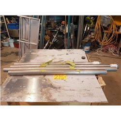 Lot of Inconel Tube