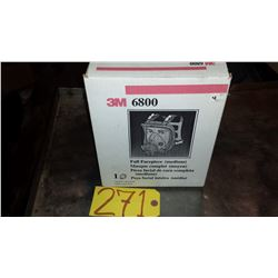 3M 6800 Full Facepiece (medium)