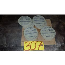 """RexCut 4""""x1/4""""X1/4"""" Stainless Buffing/Grinding Disc"""
