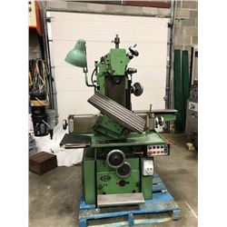 Aciera F5 Milling Machine with 4 tables (Condition A+++ )