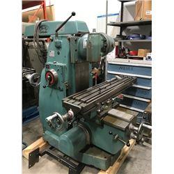 Varnamo Milling Machine