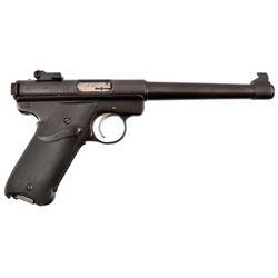 Ruger Mark I .22 Target Pistol
