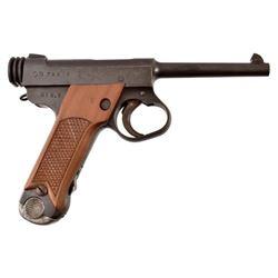 WWII Nagoya Type 14 8mm Nambu Pistol