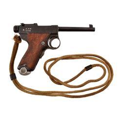 Tokyo Gas and Electric 1904 Navy 8mm Nambu Pistol