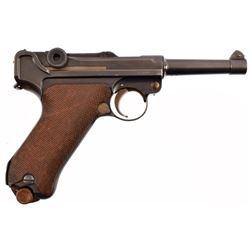 DWM 1920 Luger .30 Pistol