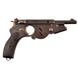 Bergman Model 1896 No 2 5mm German Pistol