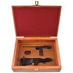 Early Loewe Borchardt Pistol