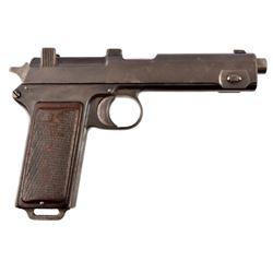 STEYR 1912 9MM Pistol