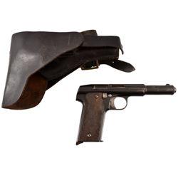 Astra Model 400 9mm Pistol