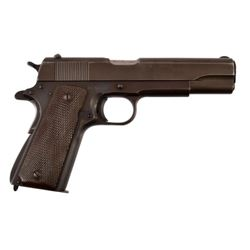 Ithaca M1911A1 .45 ACP WWII Pistol