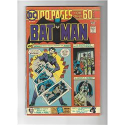 Batman Issue #260 by DC comics