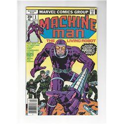 Machine Man #1 by Marvel Comics