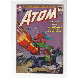 The Atom Issue #6 by DC Comics