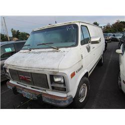 1993 GMC Vandura