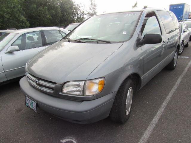 1998 toyota sienna speeds auto auctions 1998 toyota sienna