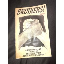 "The Man in the High Castle - A Pamphlet ""Brothers"" Unite (0259)"