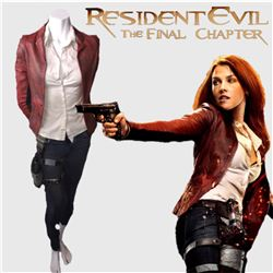 Resident Evil: Final Chapter - Claire Redfield's Hero Costume (0012)
