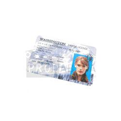 Elektra - Elektra's (Jennifer Garner) Drivers License Prop (0006)